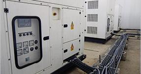 Generatoren in einer Anlage
