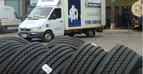Tyres and tyre service