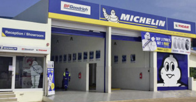 Tyre Center in Tema is Now Open.