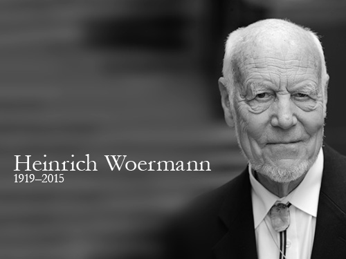 Heinrich Woermann (1919-2015)
