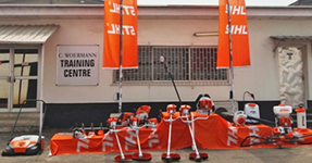 Stihl Training 2016 in Nigeria