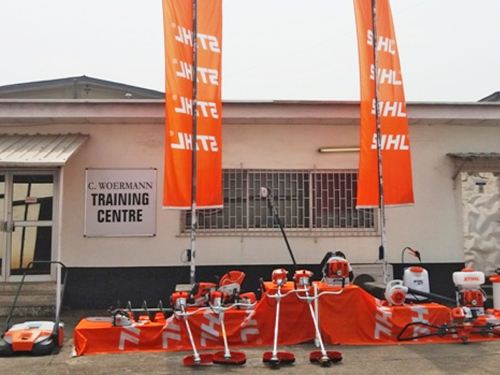 Nigerian Stihl Training Days 2016
