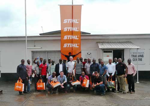Stihl Training Days 2014