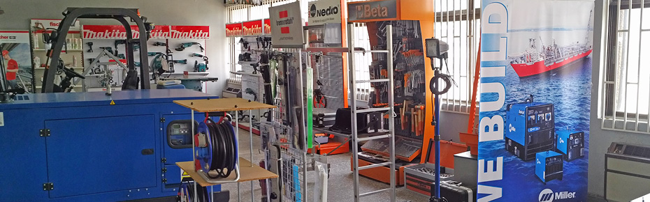 Unser Showroom in Nigeria